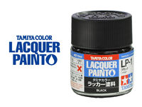 Tamiya Color Lacquer Paint!