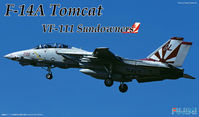 F-1 F-14A Tomcat VF-111 Sun downers