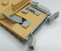 M1A2 Abrams 3 in 1 for Tamiya