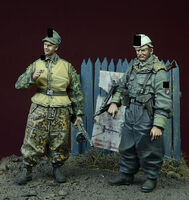 Waffen SS Foreign Volunteers Winter 1943-45