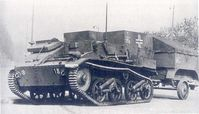 Munitionspanzer Mk.VI 736(e)