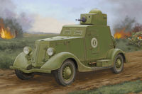 Soviet BA-20 Armored Car Mod.1939 - Image 1