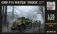 CMP F15 Water Truck 15cwt 4x2 Cab 11