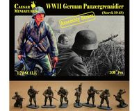 German Panzergrenaidier (Kursk 1943) (ASSEMBLY SERIES)