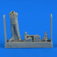 Soviet Air Officer - the Cold War period Figurines - Image 1