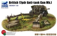 British 17pdr Anti-tank gun Mark I