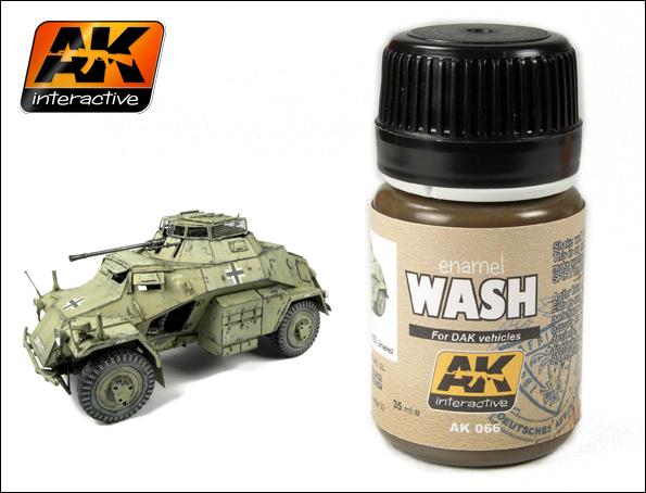 AK 066 Africa Korps Wash - Image 1
