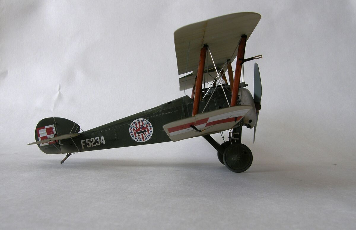 Sopwith F.1 Camel  1:32 Wingnut Wings - 007 - Image 1