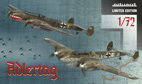 Bf 110C/D ADLERTAG Limited edition - Image 1