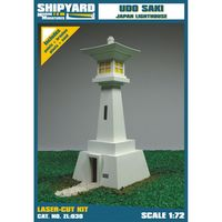 Udo Saki Lighthouse nr 30 skala 1:72