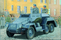 GERMAN Sd.Kfz.247Ausf.A ARMORED COMMAND CAR