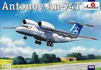 Antonov An-74T Jet Transport Aircraft - Image 1