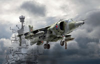 Harrier GR.3 Falklands War - Image 1