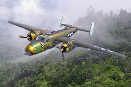 North American B-25D Pacific Theatre - Image 1