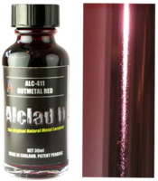 ALC-411 Hot Metal Red