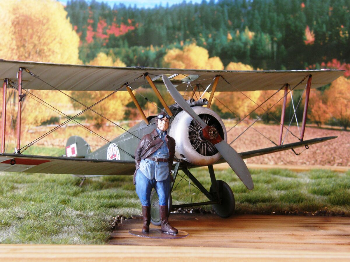Sopwith F.1 Camel  1:32 Wingnut Wings - 012 - Image 1