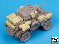 British Humber Mk IV accessories set for Bronco models - Image 1
