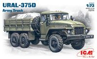 URAL-375D Army Truck - Image 1