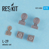 L-29 wheels set - Image 1