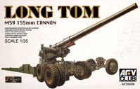 M-59 155MM CANNON LONGTOM