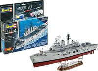HMS Invincible (Falkland War) - Model Set - Image 1