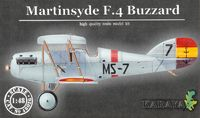 Martinsyde F.4 Buzzard Spanish version - Image 1