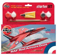 RAF Red Arrow Gnat (Starter Set) - Image 1