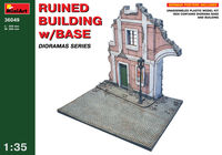Ruined Building w/Base