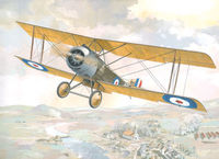 Sopwith Strutter single-seat bomber