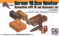 German 10.5 cm Ammo and Accessories - Image 1
