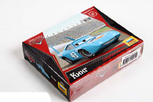 DISNEY CARS - KING - Image 1