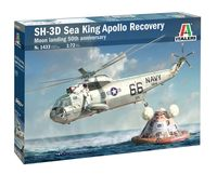 SH-3D Sea King Apollo Recovery Moon landing 50th anniversary
