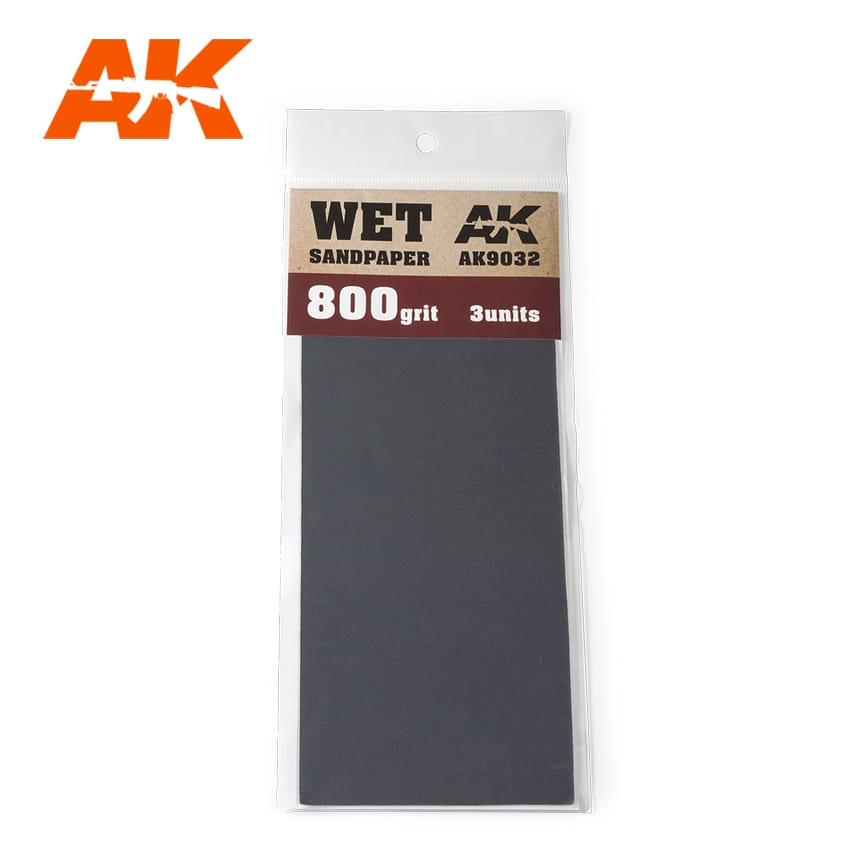WET SANDPAPER 800 - Image 1