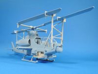 AH-1Z Upgrade Blade Fold Rack set - Image 1