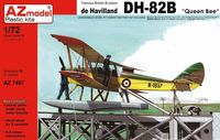 "De Havilland DH.82B ""Queen Bee"""