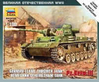 Panzer III Flamethrower Tank - Image 1