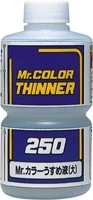 T-103 Mr.Color Thinner, 250ml - Image 1