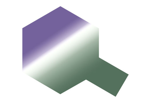 PS46 Iridescent Purple/Green Spray - Image 1