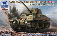Canadian Cruiser Tank Ram MK.II - Early Production