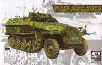 Sd.Kfz.251/9 Ausf.C Early
