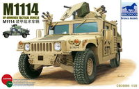 American M1114 Up-Armored Tactical Vehicle - Image 1