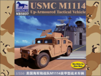 USMC M1114 Up-Armoured Tactical Vehicle - Image 1