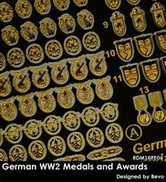 German WW2 Medals and awards