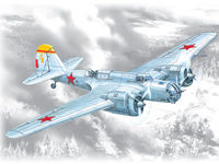 SB 2M-100A WWII Soviet Bomber