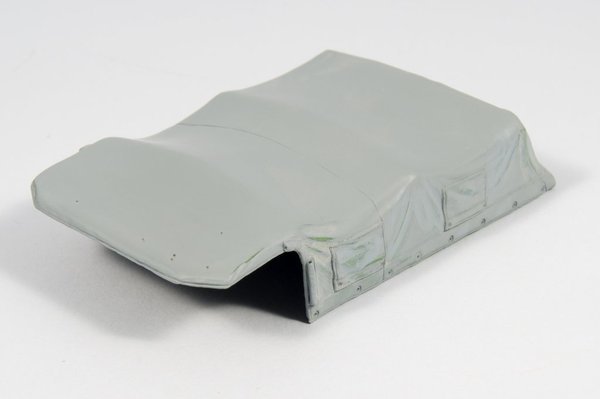 Canvas cover for Chevrolet C15 AC - Image 1