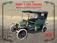 Model T 1911 Touring, American Passenger Car - Image 1