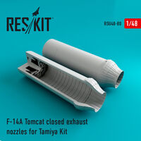 F-14A Tomcat closed exhaust nozzles for Tamiya Kit - Image 1
