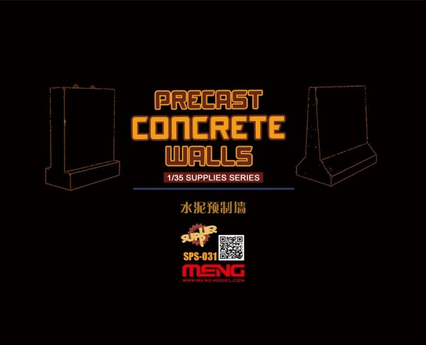 Precast concrete walls ( resin ) - Image 1