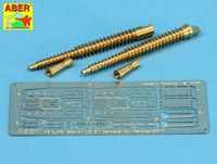 Set of two barrels ZB 37 for Panzer 38(t) - Image 1