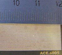 Honeycomb mesh - cell 0,3mm